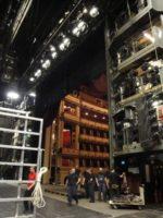 ウィーンのオペラ座の舞台裏 見学ツアー