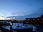 海のような湖の眺め リゾート気分が味わえる レストランMole West