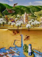 オーストリアのいちばん東のブルゲンランド州 観光カタログにうちの村が載っています!