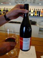 オーストリア ブルゲンランドのワイン生産の中心地 ゴルズ村のワイン倉へ