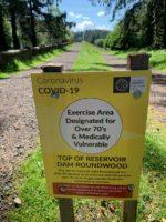 朝7時の行列 ロックダウン1ヶ月近く、コロナウイルス対策が定着してきたアイルランド