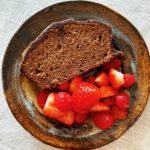 ザッハートルテみたいなさっぱり味 小麦粉未使用 アーモンドパウダーで作るシンプルなチョコレートケーキ