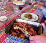 フランスの田舎の家のおうちご飯